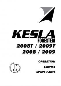 atsargines dalys SPARE PARTS – ATSARGINĖS DALYS KESLA 2008 2009 211x300