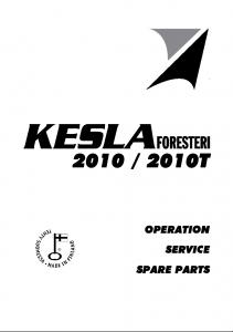 atsargines dalys SPARE PARTS – ATSARGINĖS DALYS KESLA 2010 211x300