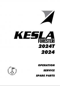 atsargines dalys SPARE PARTS – ATSARGINĖS DALYS KESLA 2024 210x300