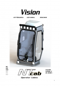 atsargines dalys SPARE PARTS – ATSARGINĖS DALYS KESLA CAB NT CAB Vision 211x300