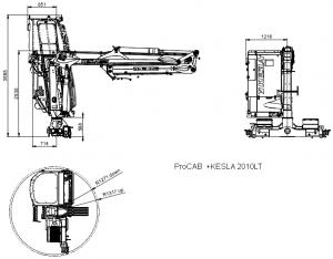 KESLA – Hidrauliniai manipuliatoriai / Kranai ProCAB draw2 300x234