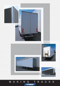 narko NARKO – priekabos / puspriekabės / kėbulai cargo box1 212x300